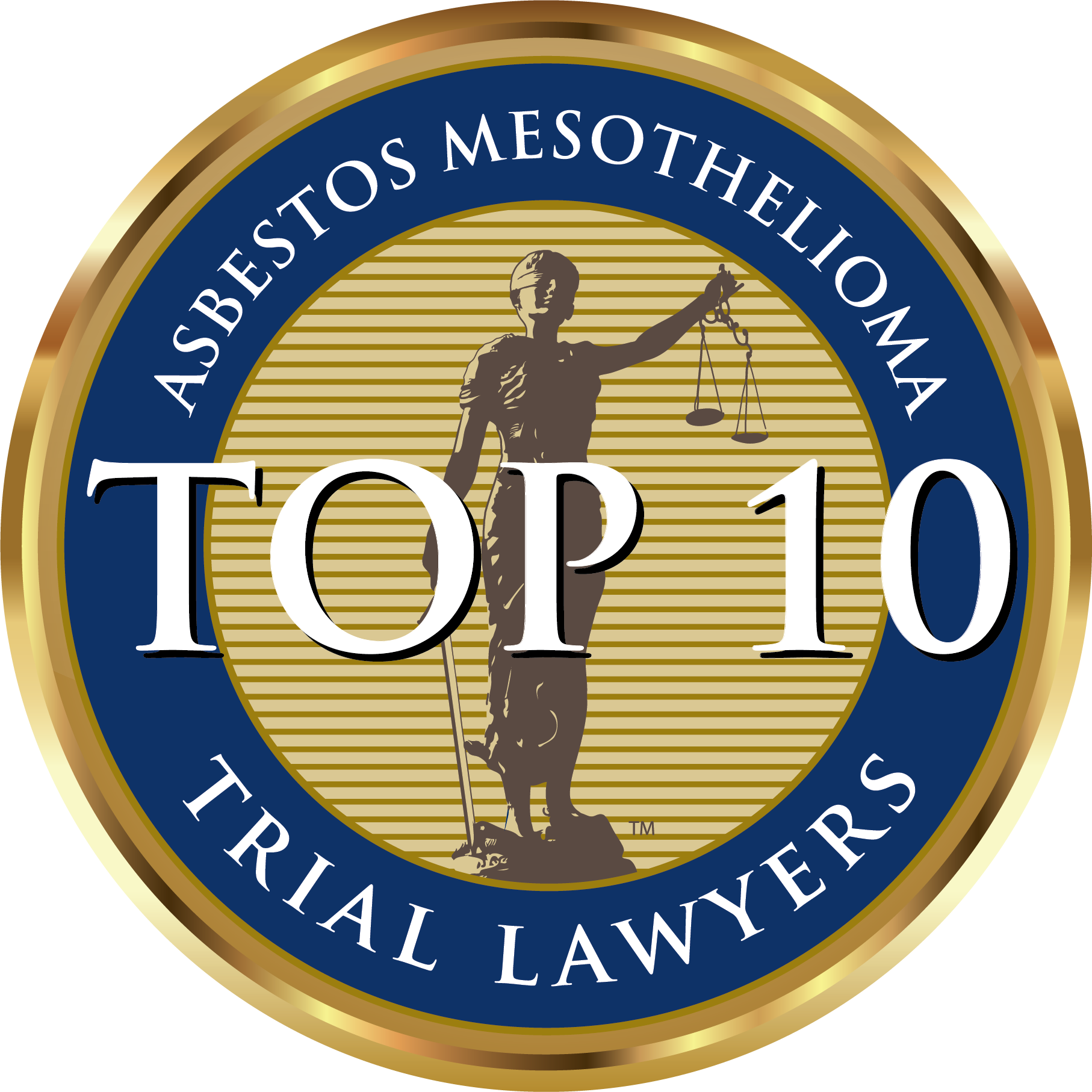 Asbestos Mesothelioma Trial Lawyers Top 10 Seal